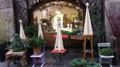 SilenTree® im Blumenshop zu Gast Plants, Bricolage, Christmas, Deco, Plant, Planets