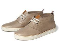 Alden grey shoes by Hudson.