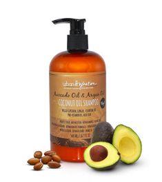 Avocado Oil and Argan Oil Coconut Oil Shampoo Argan Oil And Coconut Oil, Coconut Oil Shampoo, Indian Hair Care, Hair Cleanse, Gardens By The Bay, Indian Hairstyles, Avocado Oil, Moisturizer, Homemade Hair