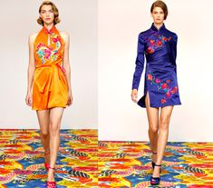 Kiss of the Orient: Philosophy Spring/Summer 2011