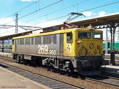 Locomotoras eléctricas de Renfe