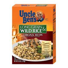 Best Uncle Bens Wild Rice Original Recipe Recipe on Pinterest