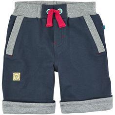Cotton fleece shorts Souris Mini для мальчиков | Melijoe.com
