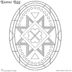 Pysanky coloring pages and other craft ideas.