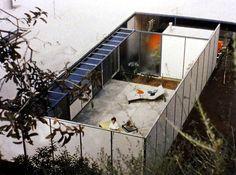 case study house #18 - craig ellwood 2