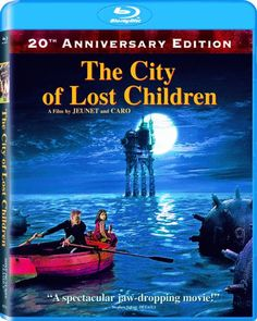 The City of Lost Children - Blu-Ray (Sony Pictures Region A) Release Date: October 13, 2015 (Amazon U.S.)