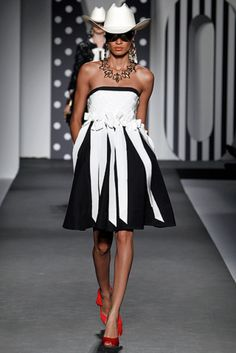 have this dress  moschino
