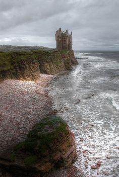 Keiss Castle - Scotland