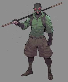 Monster Concept Art, Robot Concept Art, Armor Concept, Robots Characters, Manga Characters, Character Concept, Character Art, Anatomy Sculpture, Apocalypse Art
