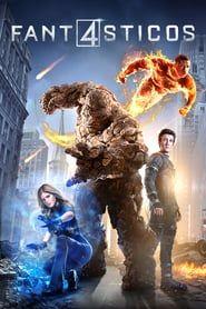 Ver Los 4 Fantasticos Fant4stic Online Repelis24 Gratis Fantastic Four Movie Fantastic Four Supergirl Dvd