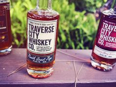 Traverse City North Coast Rye Review - The Whiskey Jug Rye Whiskey, Whisky, City North, Malted Barley, Traverse City, North Coast, Youth, Shelf, Cocktails