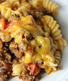 5-Star Cheeseburger Casserole | How to Cook Guide
