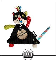 Déglingos - Baby mantita con Charlos el gato, multicolor (36718)  ✿ Regalos para recién nacidos - Bebes ✿ ▬► Ver oferta: http://comprar.io/goto/B00IPXL64I
