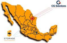 CG Solutions Estamos ubicados en Monterrey, Puebla, Querétaro, Coahuila, Guanajuato, San Luis Potosí. www.cgsolutions.com.mx