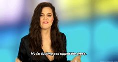 29 Of Khloe Kardashian's Best Moments. This is why she's my favorite! @SharayaGali