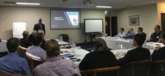Accredited Advisers launch in Perth, April 2017.