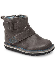 Stride Rite Kids Shoes, Toddler Boys Medallion Collection Stefan Boots - Kids Kids' Shoes - Macy's