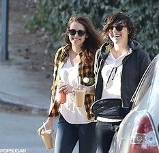 Gossip: Is Kristen Stewart Dating Alicia Cargile? - http://www.lezbelib.com/life-sex-relationships/lezgossip-is-kristen-stewart-dating-alicia-cargile #kristenstewart #dating #lesbian #gossip