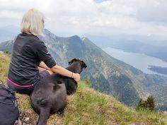 Klettersteig Walchensee : Die besten bilder von wandern am kochelsee und walchensee in