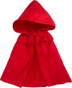 We Adore: The Red Riding Hood Cape from Siaomimi at Barneys New York
