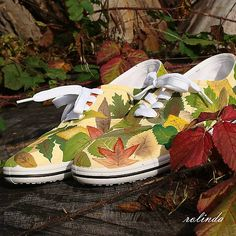 rolinda / Podzimní listí