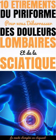 Les douleurs lombaires et la sciatique sont très fréquentes et peuvent être le résultat de diverses causes.L'une d'entre elles n'est généralement pas le principal suspect, mais il se produit plus souvent qu'on ne le pense : la constriction ou l'inflammation du musclepiriforme. Ce petit muscle est situé juste...
