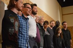X-Men: Days of Future Past Cast