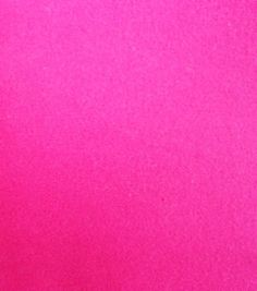 Hot Pink Flannel Fabric  Sold by the 1/2 by SewWhateverAndGifts