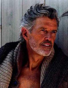 Style for Older Men Hair