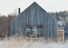 House Åkerudden, maison au bord d'un lac en Finlande par MNy Arkitekter…