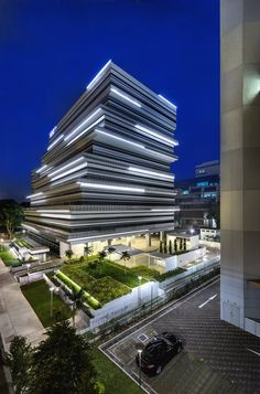 100PP Office Building,Courtesy of Ministry of Design