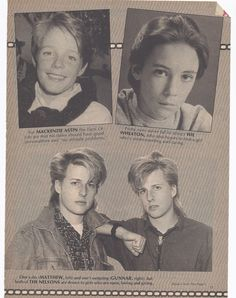 From Tiger Beat to Bobp from The Big Bopper to Teen Beat, it's your favorite awkward teen heartthrob, Wil Wheaton. Did your mom find one of your old teen magazines while. Wil Wheaton, Tiger Beat, Old And Teen, Young Actors, Old Magazines, Stand By Me, Cute Guys, Awkward, Over The Years