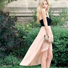 Damsel in a Dress Look