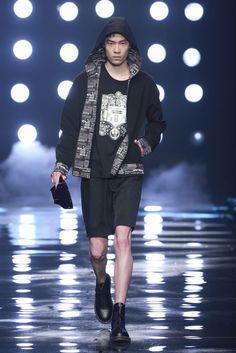 GIOIA PAN Spring/Summer 2016 - Mercedes-Benz Fashion Week China   Male Fashion Trends