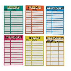 Dry Erase Daily Magnetic Planner - OrientalTrading.com
