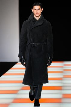 Emporio Armani - Men Fashion Fall Winter 2012-13 - Shows - Vogue.it