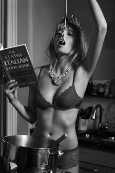 sexy cook