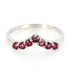 Sunset Sapphire 925 Sterling Silver Ring - Size 12.5 - 13 Garnet Stone, Sterling Silver Rings, Size 12, Sapphire, Wedding Rings, Engagement Rings, Sunset, Jewelry, Enagement Rings