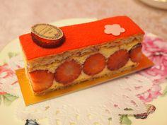 <お菓子と紅茶のマリアージュ>ラデュレの新作フレジェに合う紅茶は?