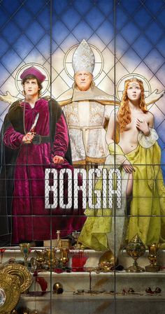 Borgia (TV Series 2011– ) - IMDb It was the age of Da Vinci and Michelangelo, of enlightened creativity and unparalleled intellectual achievement. But it was also the age of Machievelli, of rampant lawlessness, incessant ...