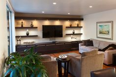 Suzie Shore Interior Design - contemporary - family room - san luis obispo - Suzie Shore Interior & Furniture Design