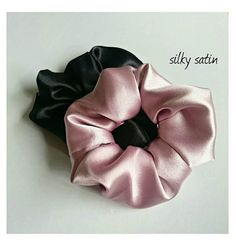 Check out this item in my Etsy shop https://www.etsy.com/au/listing/600121844/silky-satin-hair-scrunchie-hair-band-tie