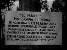 """La Fotografía Moderna según Mario Moreno """"Cantinflas"""""""