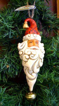 Jim Shore Santa Ornament $14.95
