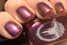 Enchanted Polish - Yesterday   Oh My Swatch