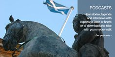 Edinburgh history tours - walking tours, podcasts, etc.