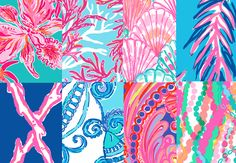 Lilly Resort Patterns 2016