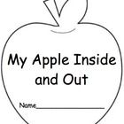 In the fall we do an apple unit. One of my most favorite things is apple exploration. I did not have any way for the students to record their findi...