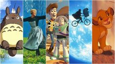 The 30 best family movies to watch with the kids, from Disney classics to Studio Ghibli masterpieces