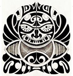 diseños maori - Buscar con Google #maori #tattoo